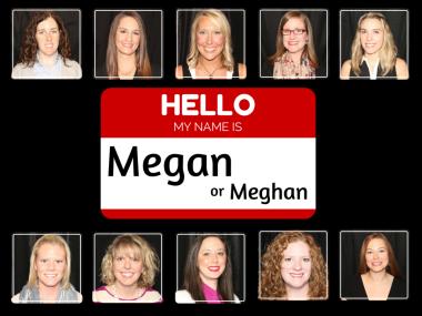 Hello my name is Megan