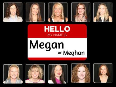 Hello my name is Megan
