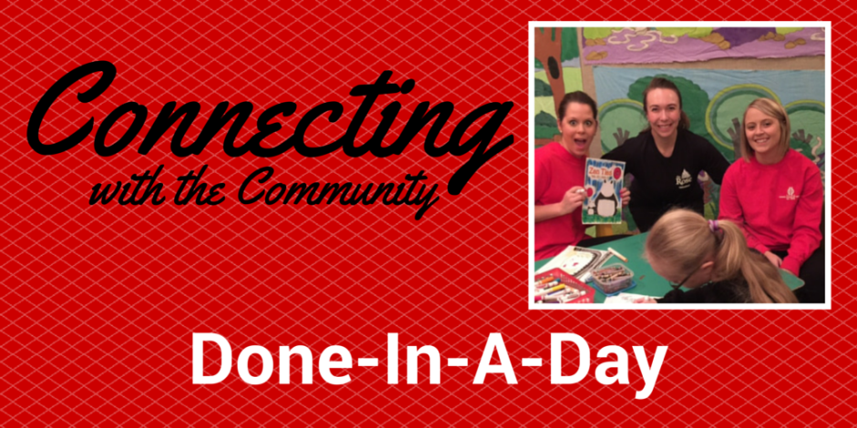 Connecting with Community - Done-In-a-Day - Rose Theater
