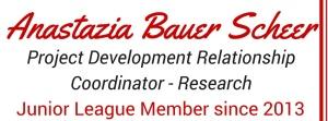 Bauer Scheer_Anastazia  - name-placement-since