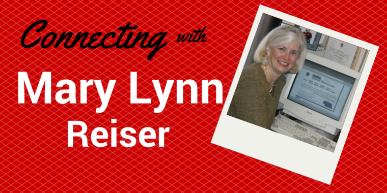 Reiser_Mary Lynn - Connecting with