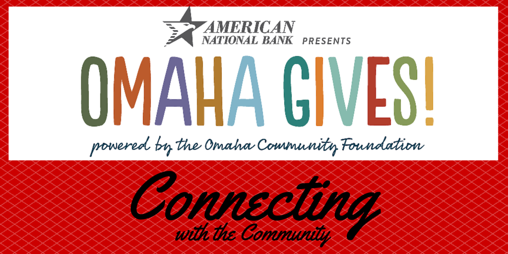 Connecting with Community - Omaha Gives